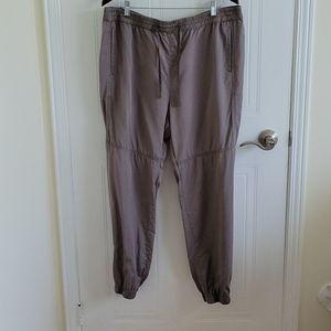 Gray Joggers- Size XL